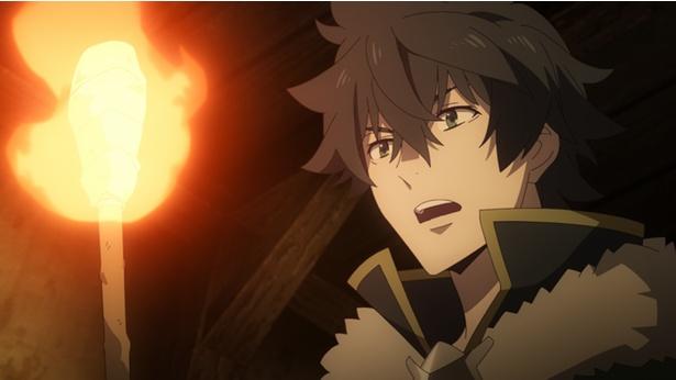 アニメ「盾の勇者の成り上がり」第6話先行場面カット