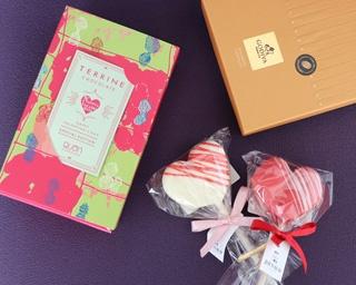 もらってうれしい、かわいいビジュアルのチョコレートに注目!