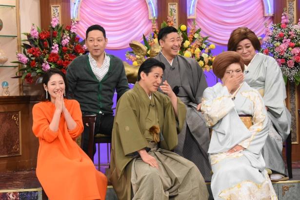 2月17日(日)放送「行列のできる法律相談所」に吉田明世、IKKO、和泉元彌、チョコレートプラネットらが出演