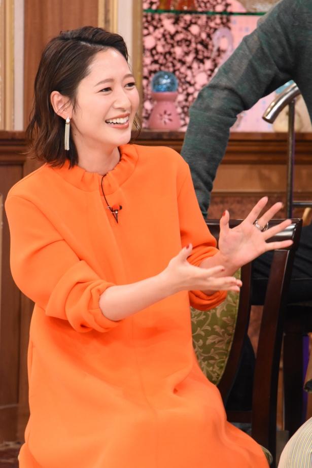 日テレ初出演の吉田明世