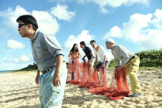 『洗骨』以外にも沖縄の営みが細かく描写されている