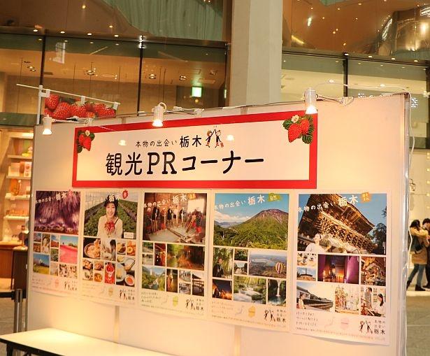 栃木県は県のブランド価値向上を目的として「オールとちぎ」でPR活動に取り組んでいる