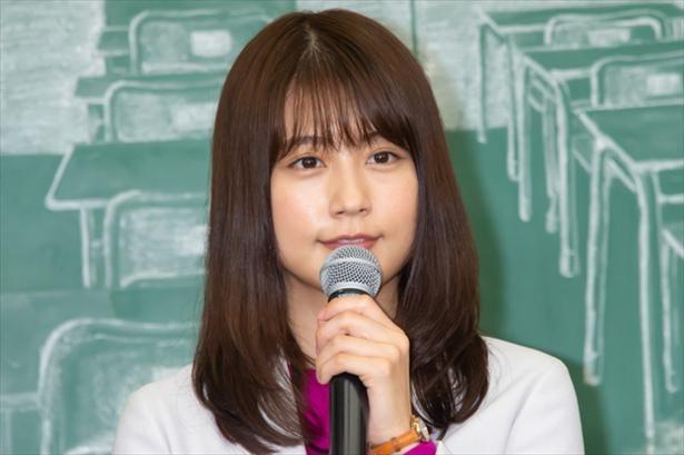 有村架純が、Instagramで主演を務めた「中学聖日記」が「第99回ドラマアカデミー賞」で受賞したことを報告