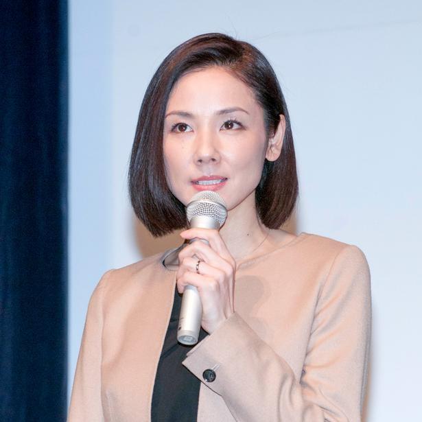 「第99回ドラマアカデミー賞」助演女優賞を受賞した吉田羊がInstagramをアップ