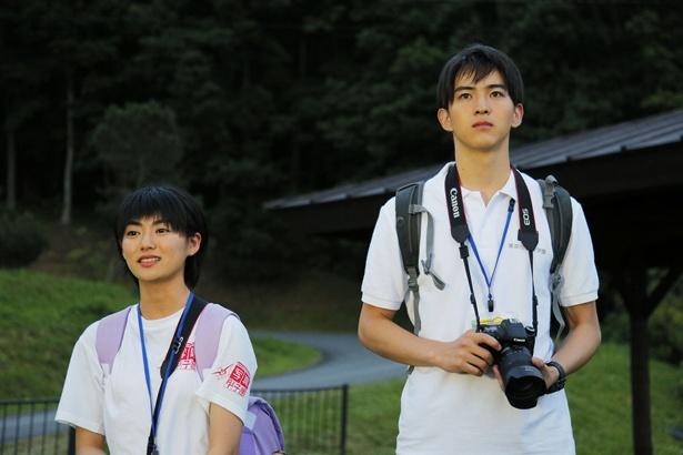 「写真甲子園 0.5秒の夏」のトークショーのゲストは菅原浩志監督、甲斐翔真