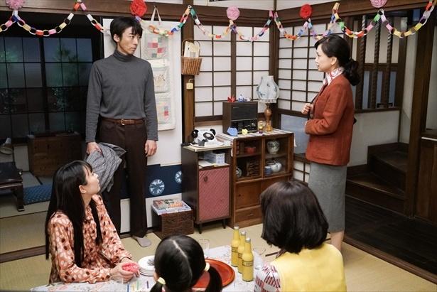 「みかづき」第3回より (C)NHK