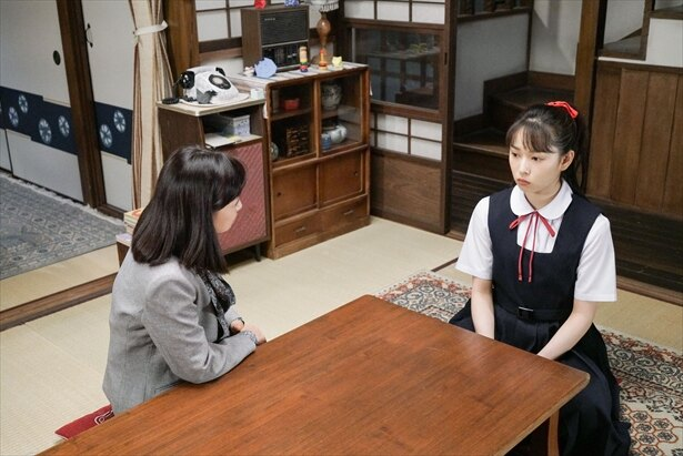 【写真を見る】第4回(2/16放送)では桜井日奈子が中学生役で登場!