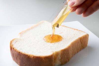 トーストには、相性のいい「もちの木」がイチオシ