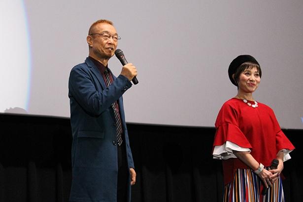20年ぶりのコンビ復活となる神谷と伊藤