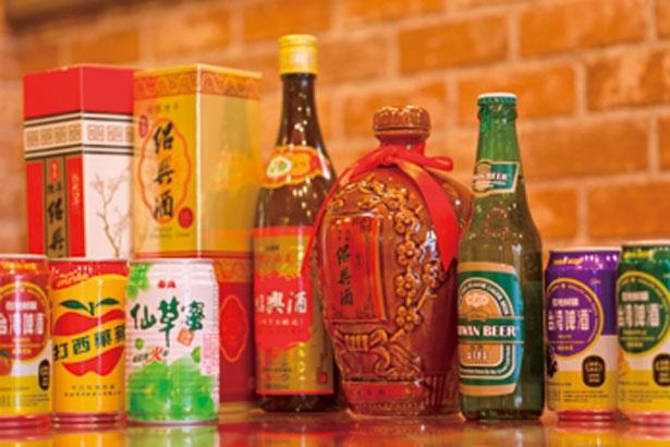 【写真を見る】台湾ビール各種(550円)などもそろう/台湾美食空間 一路發