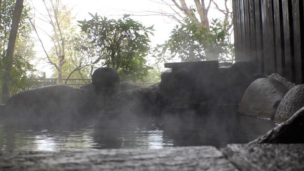 大分・由布院ならではの自慢の温泉