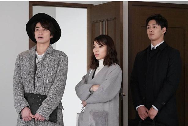 「家売るオンナの逆襲」第6話より(C)NTV