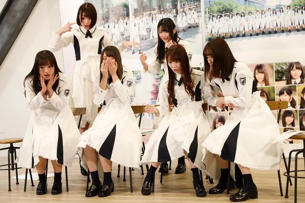 2月11日、「けやき坂46」が「日向坂46」に改名することがサプライズ発表された