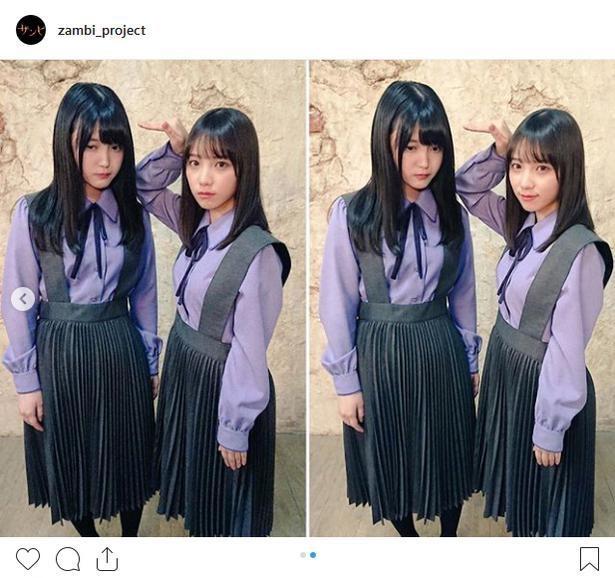 ※画像はザンビ(zambi_project)公式Instagramのスクリーンショット