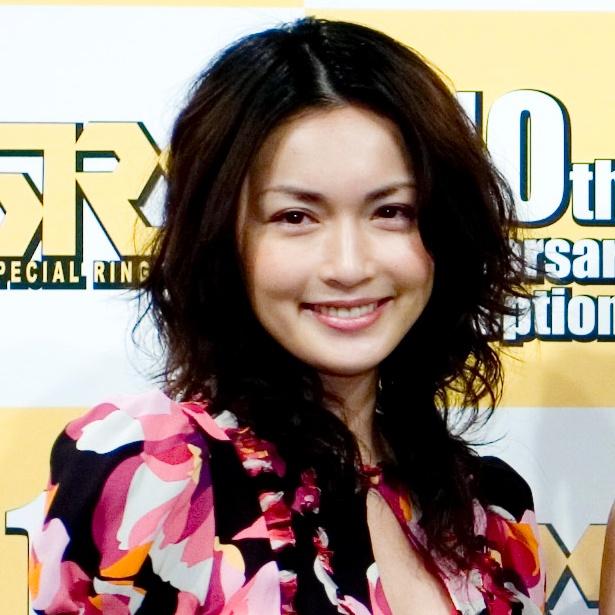 【写真を見る】当時、格闘技番組出演していた長谷川京子