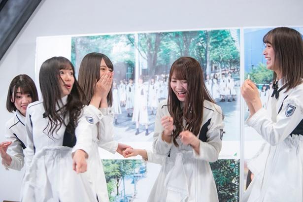 日向坂: 「日向坂46」発表会見 写真リポート【フォトSP】(画像2/40