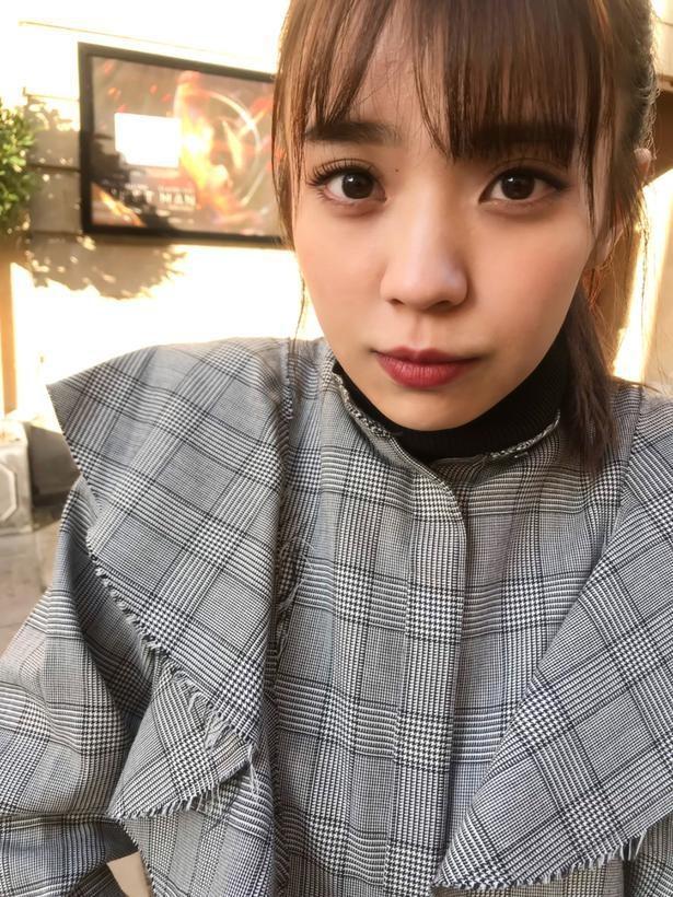 小林由依 写真集オフショット