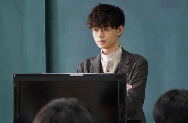 森七菜は菅田将暉について、「『〇〇しろよー』って言い方が本当の先生みたいなんです」と話す