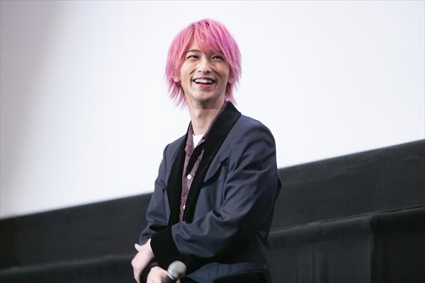 「L・DK ひとつ屋根の下、『スキ』がふたつ。」(3月21日公開)に出演する横浜流星