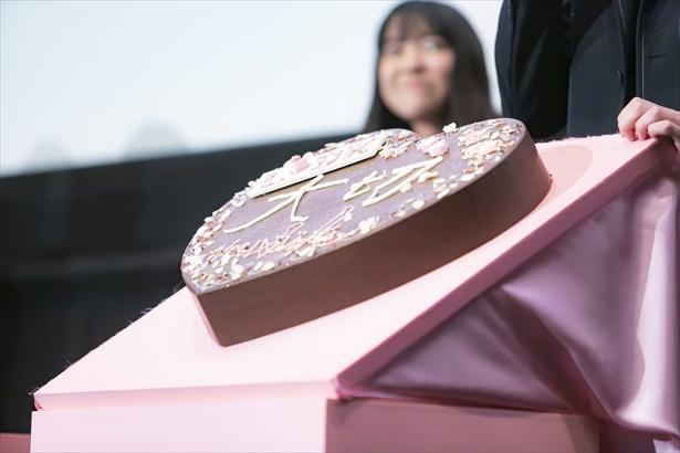 杉野遥亮がチョコに刻んだ胸キュンメッセージ