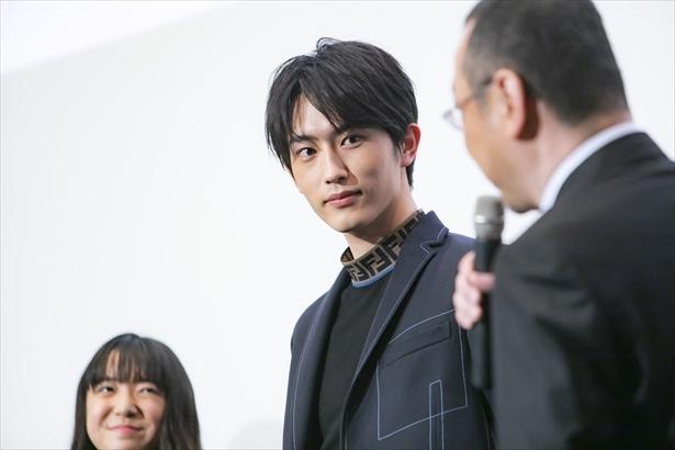 「L・DK ひとつ屋根の下、『スキ』がふたつ。」(3月21日公開)に出演する杉野遥亮