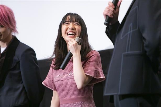 「L・DK ひとつ屋根の下、『スキ』がふたつ。」(3月21日公開)に出演する上白石萌音