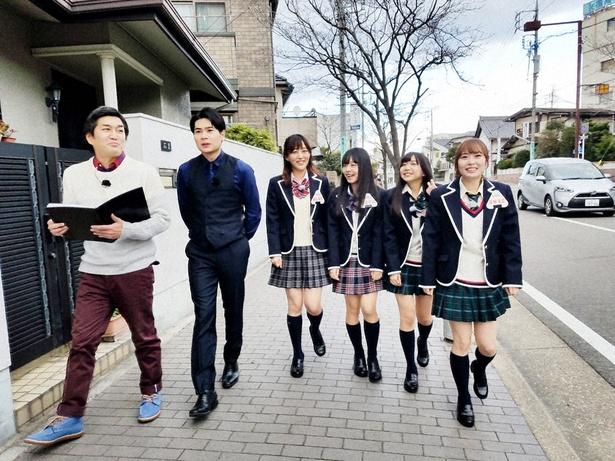 「SKE48 むすびのイチバン!」でSKE48メンバーが目利き勝負で対決