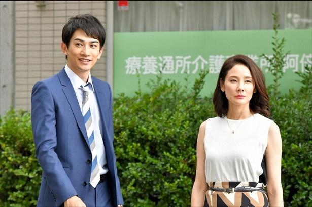 町田啓太演じる川合と原口さん