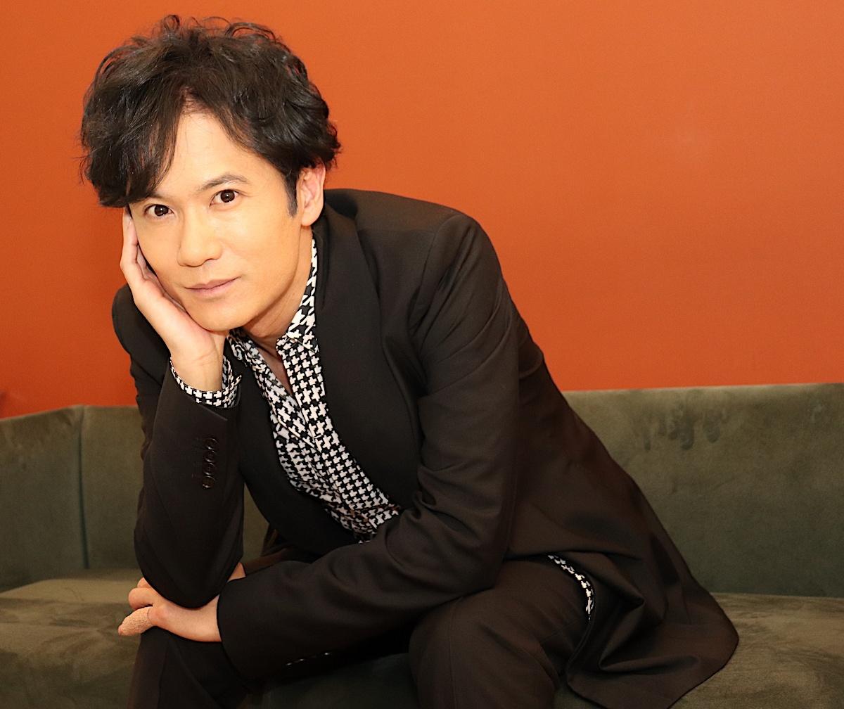 稲垣吾郎「仕事で充実感を得て、楽しんでいる時の幸福感に勝るものはない!」