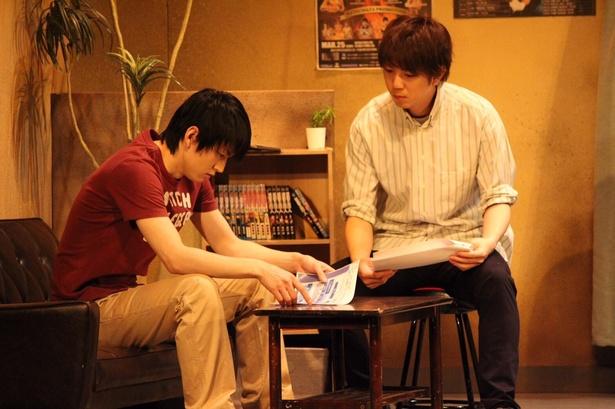 【写真を見る】和田(写真左)はシリーズ第1弾、第2弾にも出演し、本作でも引き続き番野哲也を演じる