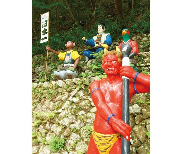 「桃太郎神社」(愛知県犬山市)