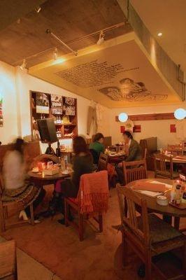 コーヒーとイルミの欲張りカフェ/BUENA GARDEN CAFE(ブエナガーデンカフェ)