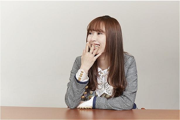 SKE48の高柳明音