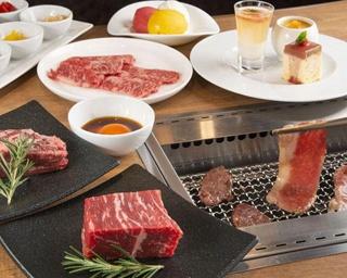 上質なお肉とデザートが食べ放題!川崎に登場した焼肉店は女子会にもぴったり