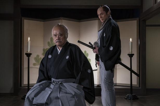 「必殺」シリーズ初出演の西田敏行は「斬られたときは笑いが起きました」と語る