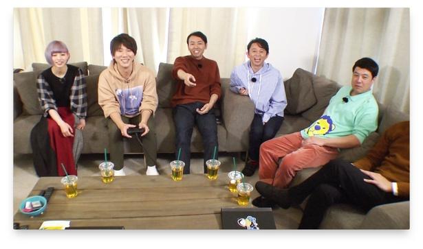 2月24日(日)放送の「有吉ぃぃeeeee! そうだ!今からお前んチでゲームしない?」は古市憲寿の自宅を有吉弘行、タカアンドトシ、田中卓志、 最上もがらが訪れる