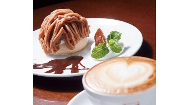 鎌倉の「ドルチェ ファール ニエンテ」で味わえるのは絶品カプチーノ&モンブラン