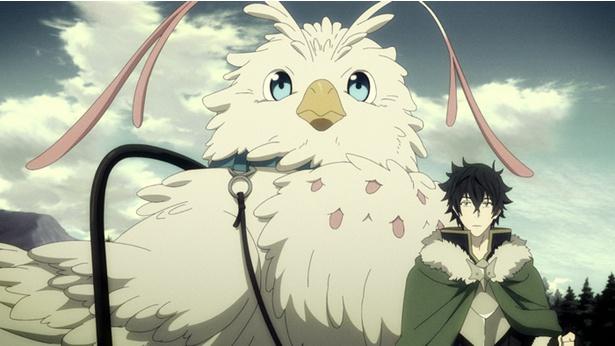 アニメ「盾の勇者の成り上がり」第8話先行場面カット