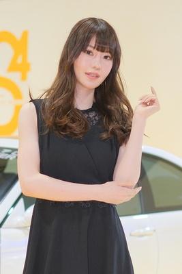 「NAGOYAオートトレンド2019」で見つけた美人コンパニオン