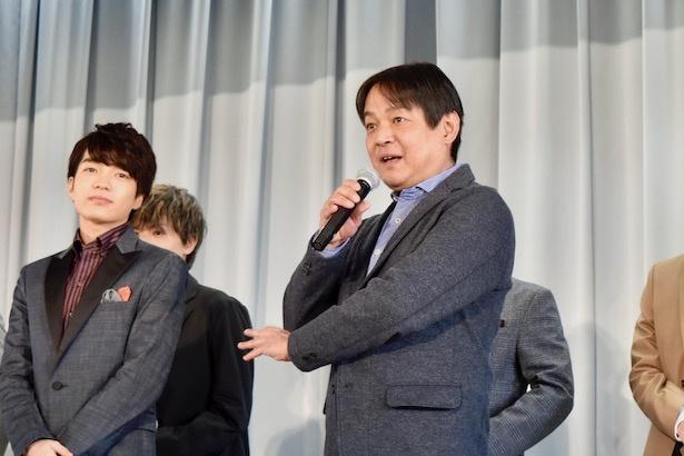 本木監督は長回しシーンでのメンバーの記憶力に驚愕