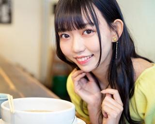 【#SKE48の彼女とラーメンなう vol.14】チームSの野島樺乃ちゃんと無化調塩ラーメンを食べたら…♥