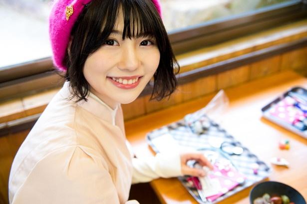 「SKE48のアルイテラブル!2」のスピンオフ企画として、「メンバーとこんなデートをしてみた~い♥」を勝手に妄想しちゃいました!今回の彼女はチームKIIの小畑優奈ちゃん♪