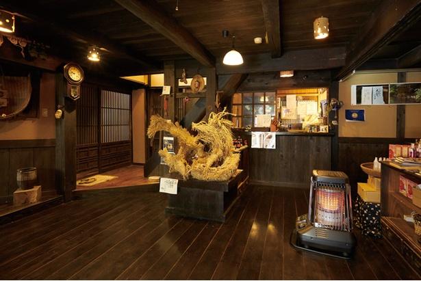 リニューアルしながらも建築当時の趣を残す / 壁湯天然洞窟温泉 旅館 福元屋