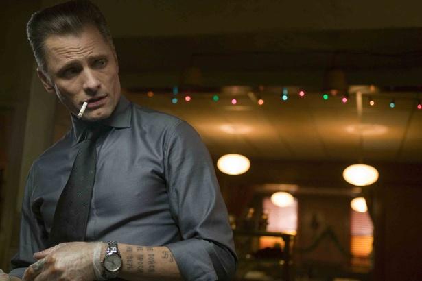 ヴィゴ・モーテンセンがミステリアスなロシアン・マフィアの運転手、ニコライを演じる『イースタン・プロミス』