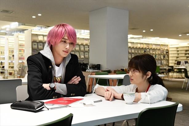 「初めて恋をした日に読む話」第7話より (C)TBS