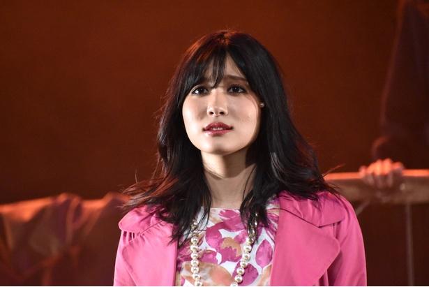 谷口めぐさん(AKB48)/舞台「山犬」ゲネプロより