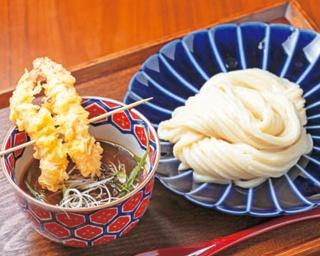 エビ味噌の旨味ガツン!スパイシーカレーとのコラボが絶妙な「花雷 烏丸」のカレーつけ麺