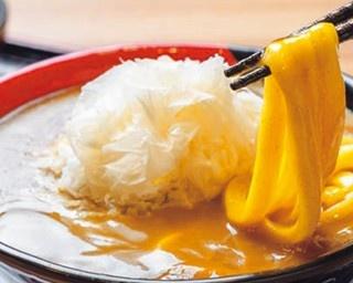タイカレー、エビ味噌、ベーコンエッグも!関西の新感覚カレーうどん6選