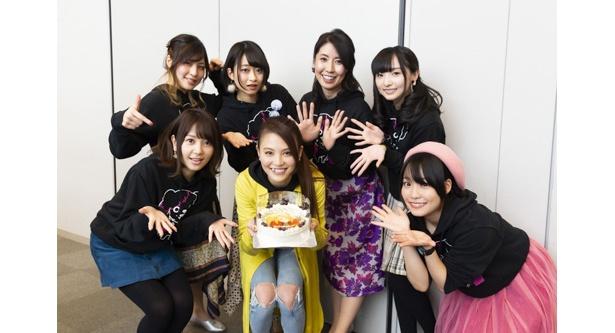 アニスタ「MAPPA『ゾンビランドサガ』キャストトーク2」レポート! 田野アサミのサプライズバースデー祝いも!