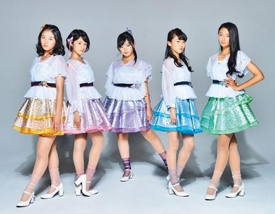 ご当地アイドルグループ「YENA☆」